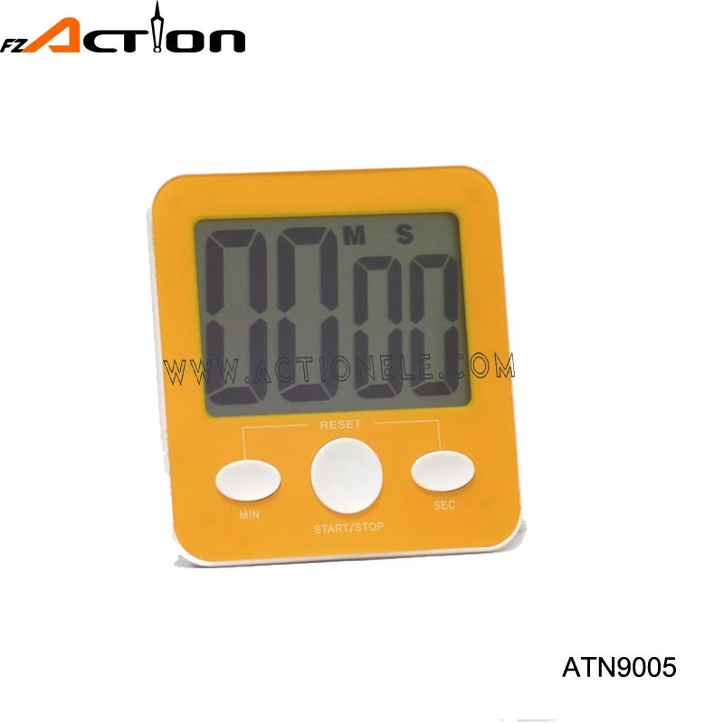 Programmable large digital timer