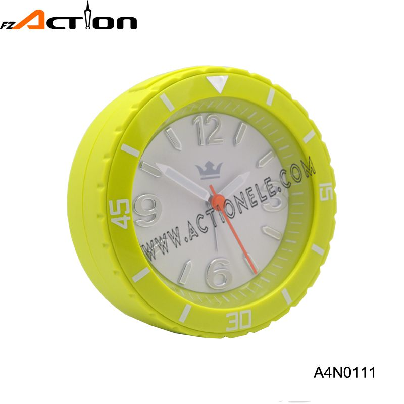 Analog Table Clock for Promotion