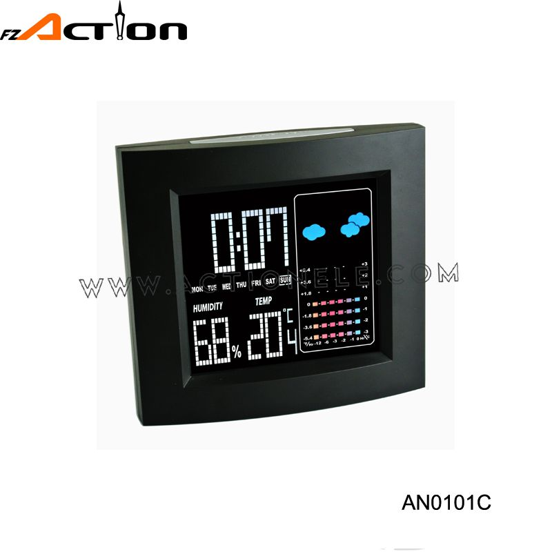 New Arrival Super Quality Preferential Price Led Date Display Wall Clock