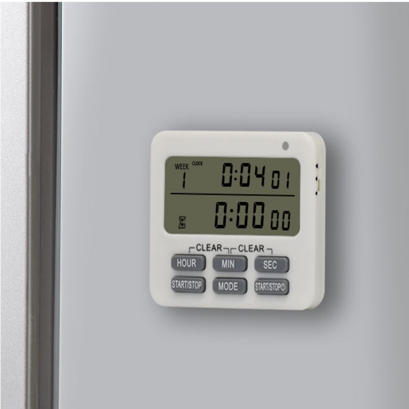 Kitchen Digital Display Count up or Countdown Timer